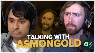 Solving Laziness with Asmongold | Dr. K Interviews