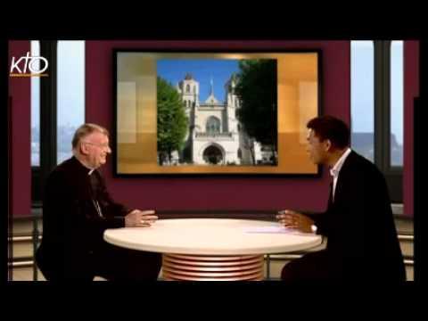 Mgr Roland Minnerath - Diocèse de Dijon