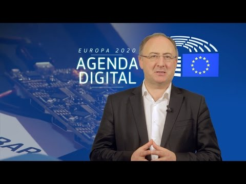 Minuto Europeu nº 71 - Agenda Digital