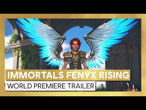 World Premiere Trailer de Immortals: Fenyx Rising