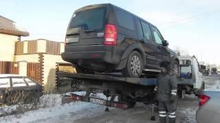 Анонс СВАПа Land Rover Discovery III На 3UZ-FE