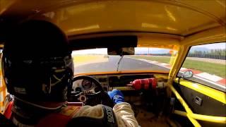 preview picture of video 'NAVC 2013 Rundstrecke Most, VW Scirocco, Dauerer Racing Team, 04.10.13'