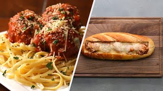 How To Make 11 Deliciously Epic Meatball Recipes • Tasty Recipes