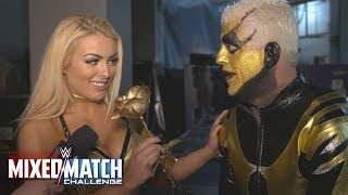 Will Mandy Rose continue to be Goldust's leading lady? - Video Youtube