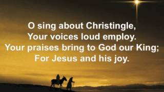 'The Orange Of Christingle' Sung To 'The Holly And The Ivy!'