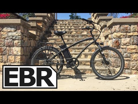 Motiv Werks Video Review – $3k Powerful, Fast, Comfortable, Cruiser Electric Bike