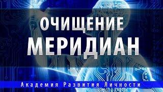 программа очищение и активация меридиональной системы