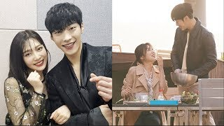 Until Viewers see this.. They Think Red Velvet Joy and Woo Dohwan`s Chemistry is Only for Work