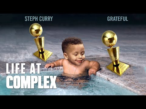 STEPH CURRY TOOK OUR MEME AND RAN WITH IT! | #LIFEATCOMPLEX