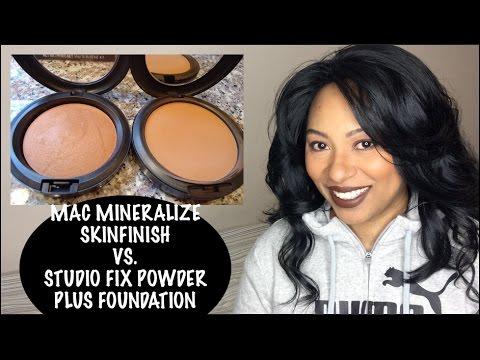 Studio Fix Powder Plus Foundation by MAC #6