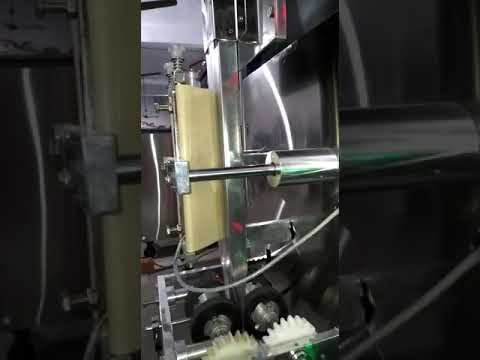 Water Pouch Packing Machine (Hot Bar)