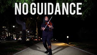 "DSharp   ""No Guidance"" (VIOLIN Version) Chris Brown, Drake"