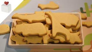 Galletas De Mantequilla Y Limón | Recetas De Galletas Por Azúcar Con Amor