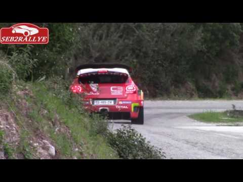 craig  BREEN  TESTS  c3   WRC IN CORSICA
