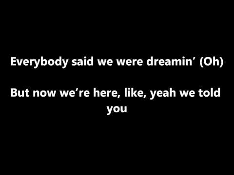 City Is Ours by Big Time Rush with Lyrics