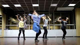 Foward dance studio-jazz-funk choreograpfi by Irina Bashuk-Darin Feat-Jay Sean-Step up