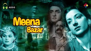 Apna Bana Ke / Meena Bazar 1950 - YouTube