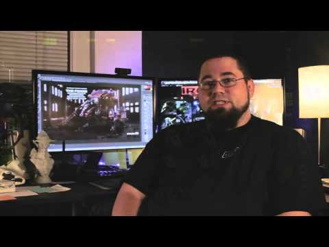Mech Design with Justin Goby Fields