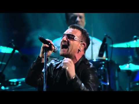 U2-Magnificent - Live From Madison Square Garden