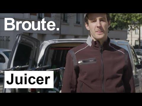 Profession : Juicer - Broute