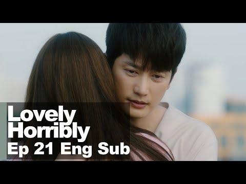 Park Si Hoo Gave Song Ji Hyo's a Big Hug [Lovely Horribly Ep 21]