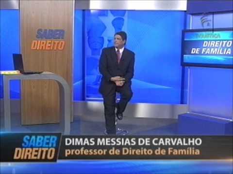 Direito de Família – Prof. Dimas de Carvalho (aula 1)