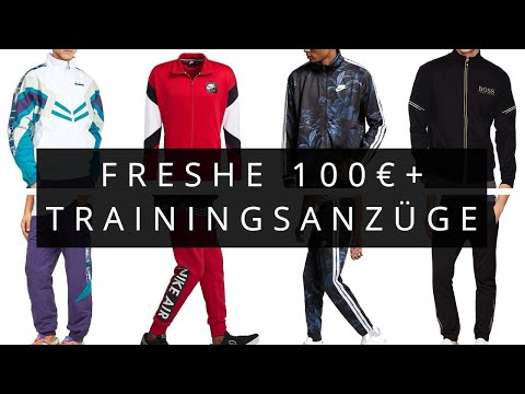 11 + 1 TOP Premium Trainingsanzüge von Lacoste, Hugo Boss, Nike und co. | ImmerFresh