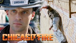 Caught In The Wire | Chicago Fire