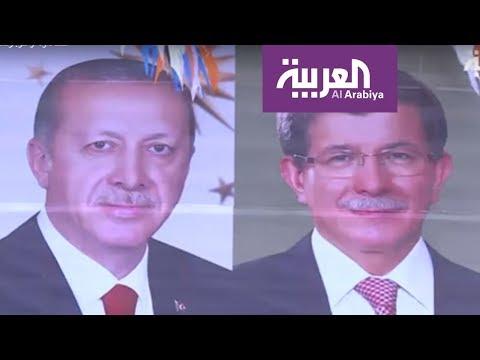 العرب اليوم - شاهد: أحمد داوود أوغلو يؤكد أن رئاسة تركيا منفصلة عن نصف المجتمع