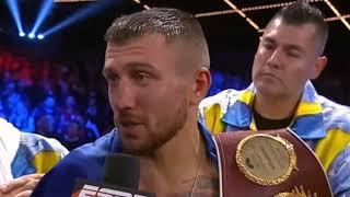 Vasyl Lomachenko Destroys Rigondeaux - Post fight thoughts and film reference