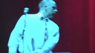 Faith No More - Pokerface (Lady Gaga cover) + Chinese Arithmetic @ Bilbao Bbk Live 2010