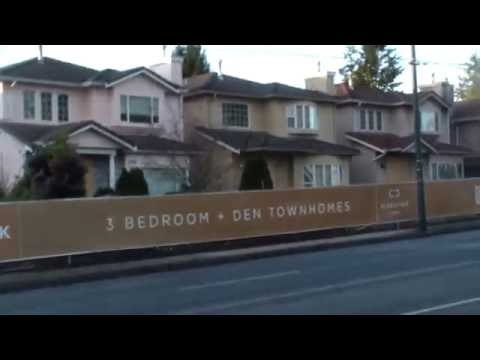 """Richmond, B.C. Canada: World's Fastest growing """" Ghost City """" ? Part 9 Vancouver (видео)"""
