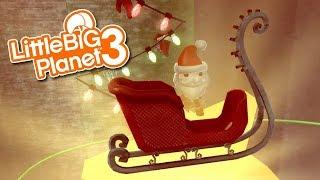 LittleBIGPlanet 3 - LBN Seasonal Shenanigans - Santa
