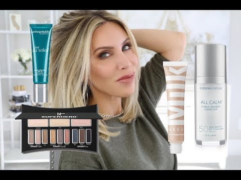 TESTING NEW MAKEUP | Get Ready With Me!