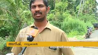 Road broken in Thrissur arattuppuzha : Residents near by facing difficulty in transportation