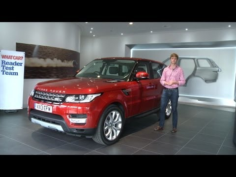 What Car? readers review the 2013 Range Rover Sport