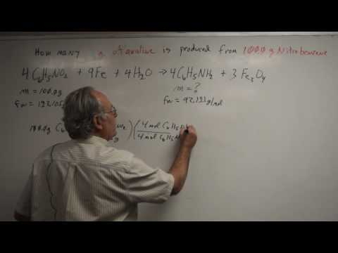 4 1: Stoichiometry - Chemistry LibreTexts
