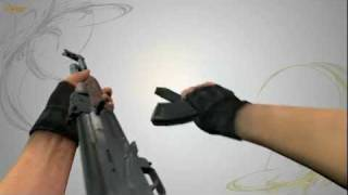 AK47 Animations