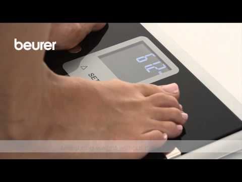 Quick start video for the BG 40 glass diagnostic scale
