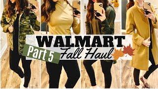 WALMART FALL CLOTHING HAUL 2020 | Walmart try on haul | Affordable fashion