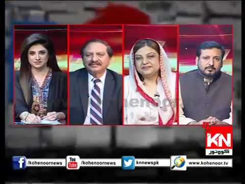 Debate On News 17 04 2018 Why pmln issued notices to judges?