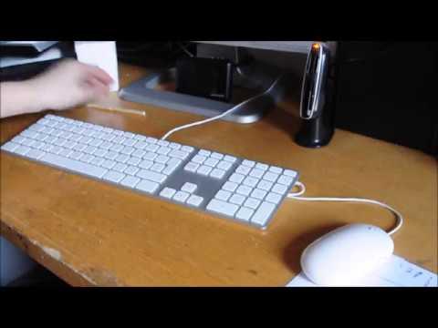 Neue Apple Tastatur und Maus