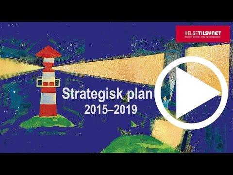 Strategisk plan 2015–2019