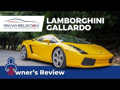 Lamborghini Gallardo - Owner's Review