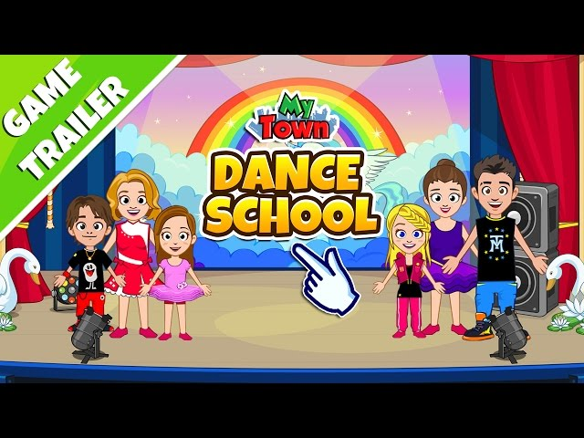 comparison my town home dollhouse new kids play house game vs my town dance school girls pretend dress up fun appgrooves get more out of life with iphone android apps appgrooves