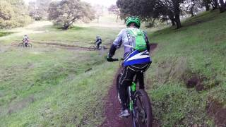 Rockville Hills Regional Park is a great place to ride mountain bikes with your buddies!