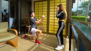 PROPOSAL Prank On Girlfriend BACKFIRES!