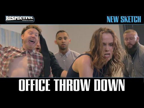 Office Throw Down