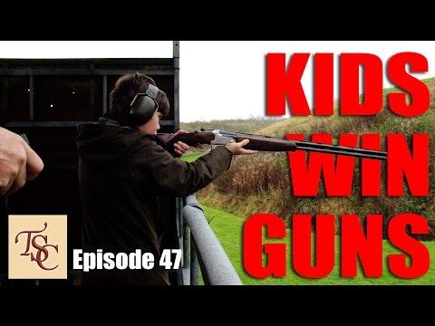 Schools Challenge TV – Kids Win Guns