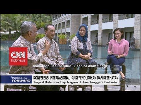 Konferensi Internasional Isu Kependudukan & Kesehatan | Indonesia Forward